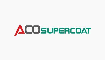 AcoSuperCoat logo EN