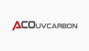 AcoUVCarbon logo EN