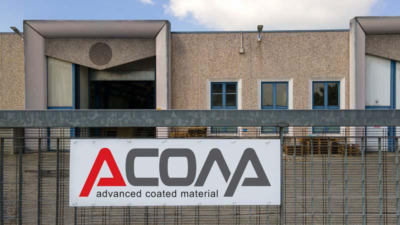 ACOMA entrance EN
